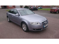 Audi A6 2.0 diesel, HPI clear, service history