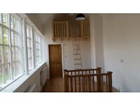 Studio /1 bed cottage style apartment 750 including water and council tax