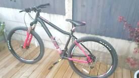 Voodoo soukri mountain bike