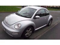 VW Beetle 1.9 TDi 2003