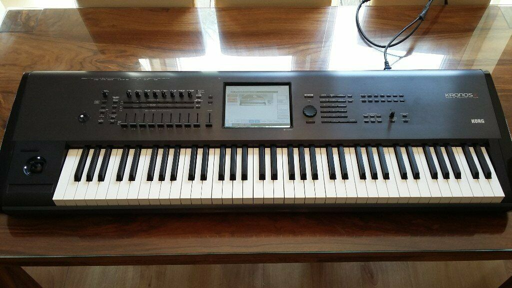 Korg Kronos X 73 | in Shepshed, Leicestershire | Gumtree