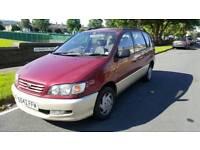 Urgently WANTED Toyota picnic manual petrol SUZUKI CARRY COROLLA 1.3 PEUGEOT 307 206 automatic