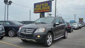 Mercedes-Benz ML320 BlueTEC de 3,0 L 2009