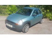 Ford Ka 1.2cc For Sale,NEW MOT,Nice little car
