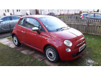 2010 FIAT 500 POP (OFFERS WELCOME)