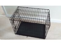 Pets at Home Small Dog Crate, Good Condition, Hardly Used