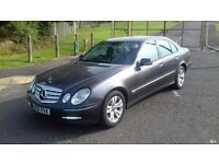 2009 58 mercedes e220 cdi avantgarde automatic full service history immaculate inside and out