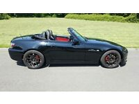 2009 honda s2000 black convertible - swap type r tt tts cayman boxster z4 m3 integra 370z 350z