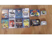 PS2, N64 & PC Games (Retro-Games Set)