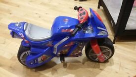 Avengers Battery Powered Motorcycle