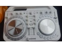 Pioneer dj console with software and all instructions