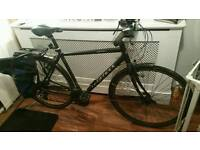 Gents Ridgeback Hybrid sports mountain bike