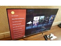 LG 55-inch 55LB700V 3D Smart ULTRA SLIM CINEMA LED TV,built in Wifi,Freeview,EXCELLENT CONDITION