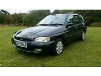 ESCORT Estate with just 62000 miles with history