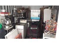 Catering Equipment Clearance Restaurant Pub Display fridges Waitress cash Belts
