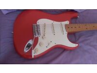 Fender Classic Series 50's Stratocaster & Hardcase