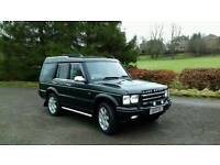 land rover discovery 2 LPG conversion dvd player,tv screens in the headrests, history,MOT 08/09/2017