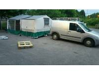 Trailer tent conway 4 person