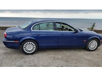 jaguar s-type 54reg. good service history £899.