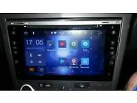Car CD/DVD player with Bluetooth and GPS it's runs on a android system.