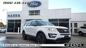 2017 Ford Explorer *NEW* XLT *APPEARANCE PKG* 4WD *202A* 3.5L V6