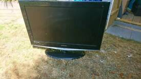 32inch Samsung TV sound not great hence price