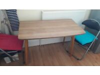 kitchen-dining table (adjustable)