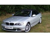 BMW 3 series 325ci se convertible