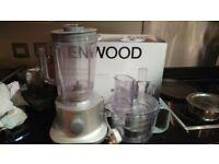 Kenwood true food processor multipro compact