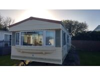 Static Caravan for sale at the Village Holiday Park West Wales (inc 2018 site fees)