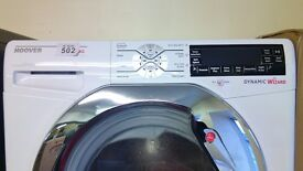 HOOVER WASHING MACHINE new ex display which may have minor marks or blemishes.