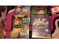 Special editions disney dvds
