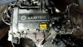 Vauxhall 1.0 12v Engine X10xe Corsa B