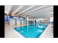Bow E3 Stunning 2 bed warehouse apartment with pool, gym bar and shop £399 per week