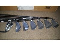 SOLD SOLD SOLD -TaylorMade Speed Blade HL 5 to PW NEVER USED