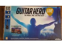 GUITAR HERO LIVE FOR SALE £10