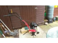 rotavater / tiller Briggs and Stratton