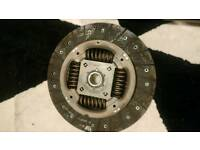 Vw golf clutch and flywheel