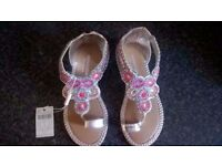 New Monsoon sandals size uk 11