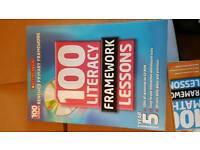 Year 5 teaching books