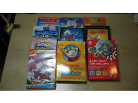 CHILDRENS DVD's - CARTOONS, ANIMATION & FILMS - HUGE BUNDLE incl. BOX SET's - Excellent condition