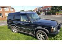 Landrover discovery 2 td5 es premium 2004 7 seater