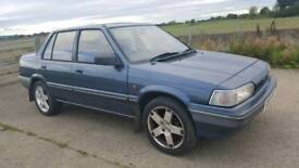 ROVER 216S 1989 SALOON CLASSIC