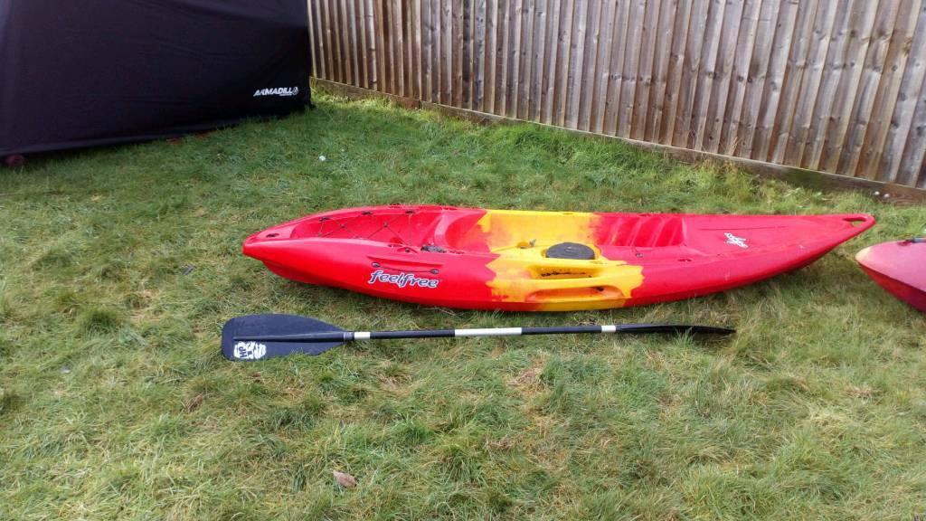Kayak For Sale Feel Free