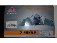 Sierra 6 Tent
