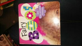 Fairy Boo - board book numbers kids