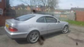 Mercedes clk 1998
