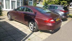 Mercedes CLS 500 for sale