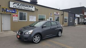 2010 Pontiac Vibe LOCAL TRADE-LOADED WITH CRUISE