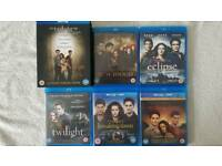 The Twiligh Saga All Set